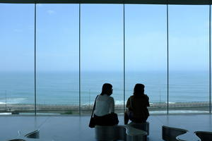海の見える駅・・・日立駅 - 常陸のT's BLOG