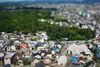 スカイワードあさひ展望室からの景色 - 岳の父ちゃんの PhotoBlog