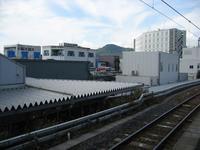 北陸新幹線 敦賀駅工事状況 2018.7 - タビノイロドリ