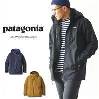 patagonia [パタゴニア正規代理店] M's Windsweep Jacket [27065] メンズ・ウインドスィープ・ジャケット MEN'S - refalt