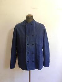 "50's French Workwear ""Double Breasted/Stand Collar"" !!! - DIGUPPER BLOG"