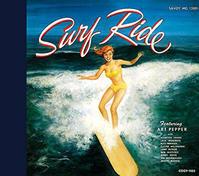 "♪617 ART PEPPER "" SURF RIDE "" XRCD2018年8月18日 - 侘び寂び"