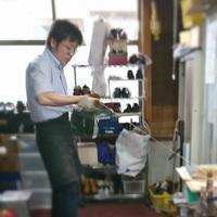靴工房MAMMAの作業風景 - 靴工房MAMMA