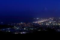 高草山中腹からの夜景 - やきつべふぉと