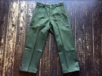 50's Hercules whipcord trousers - BUTTON UP clothing