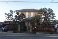 須崎の旧N医院 - レトロな建物を訪ねて