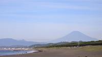 蒼い富士を眺めながら - てんねん生活 ARAKOKI