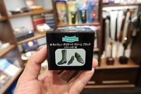 黒もあるぞデリケートクリーム - 玉川タカシマヤ靴磨き工房 本館4階紳士靴売場