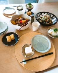 大好きな器と共に過ごす休日は。。 - 今日も食べようキムチっ子クラブ(料理研究家 結城奈佳の韓国料理教室)