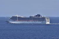 夏の東京湾を往く地中海の客船MSC SPLENDIDA~その2~ - From Denaigner's finder