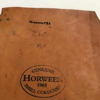 Horween Shell Cordovan - Life in Technicolor