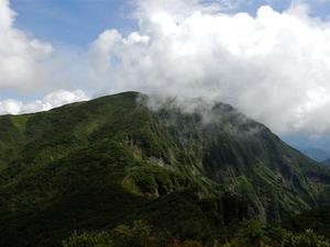 浅草岳と鬼ヶ面山 ~ 2018年8月15日 - ソロで生きる