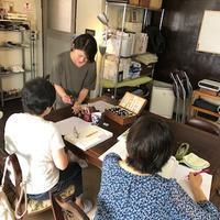 セラ学科クラスが始まりました - 千葉の香りの教室&香りの図書室 マロウズハウス