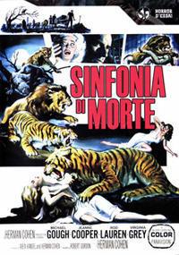 「赤い野獣」Black Zoo  (1963) - なかざわひでゆき の毎日が映画三昧