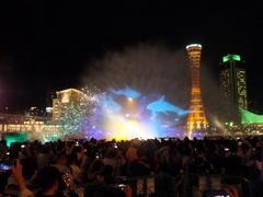 8月18日(土)、メリケンパークの盆踊りです -