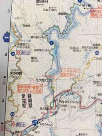 「ツーリングマップル 2017 関東甲信越」にミスプリを発見 - ワイドスクリーン・マセマティカ