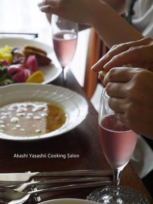 【レッスンレポ】8月リピートレッスン/スパイス料理終了です - ーAkashi Yasashii Cooking Salonー明石 料理教室/家庭料理・おもてなし料理/テーブルコーディネート/明石/垂水/神戸/加古川