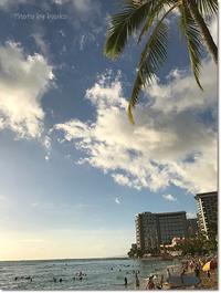 ハワイ番外編 旅行から半年過ぎて思うこと - こもれびのなかで。