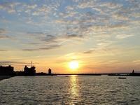 夕陽 - 老いの小文