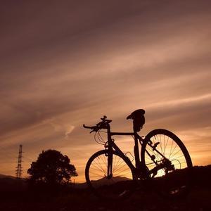 夕暮れサイクリング -
