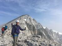 カナダの名峰、Mtテンプル(3544m)登頂 - ヤムナスカ Blog