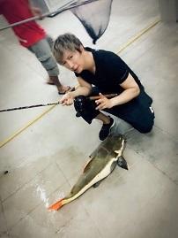 GACKTライン:久し振りに釣りに来てみた - 風恋華Diary