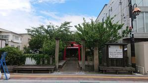 会津を歩く 熊野神社 @福島県会津若松市 - 963-7837