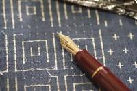 カスタム742Mダークレッド - 万年筆と時計とカメラのブログ(時々独り言)