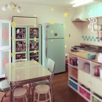 七夕の飾り - Rainbow Bakery