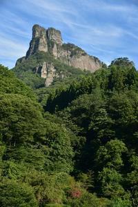 8月19日 高岩と百日紅 - 光画日記