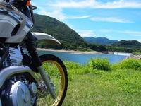 七ヶ宿ダムで珈琲を - 風と陽射しの中で ~今日はバイクで何処に行こう!?~