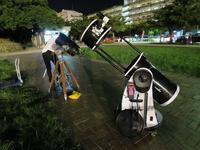 旧暦七夕観望会、終了 - 亜熱帯天文台ブログ