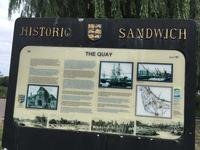 サンドウィッチゆかりの村!その名もサンドウィッチ♪♪ - イギリスからおもてなし ~英国式おもてなし空間コンサルタント~