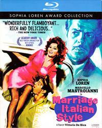 「あゝ結婚」Matrimonio all'Italiana  (1964) - なかざわひでゆき の毎日が映画三昧