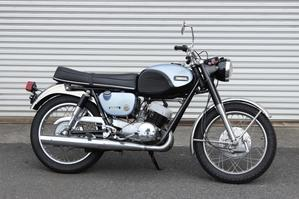 YAMAHA YDS-3 入荷。 - Bat Motorcycles Italian