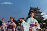 福山夏まつり2018 二上がり踊り② - *花音の調べ*