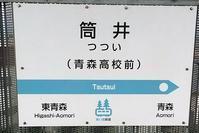 藤田八束の鉄道写真@東北本線貨物列車「金太郎」と青い森鉄道・・沢山の荷物に希望を添えて大切な荷物を届けます - 藤田八束の日記