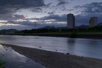 石川河川敷 ~二上山鞍昇り - katsuのヘタッピ風景