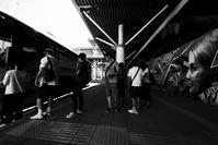 kaléidoscope dans mes yeux2018駅南#27 - Yoshi-A の写真の楽しみ