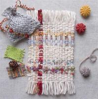 ヴォーグ学園〜秋冬の楽しい手織り講座,募集はじまっています♪ - こんなことが、あったよ。