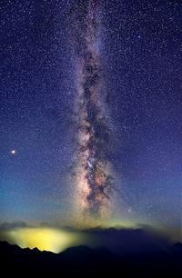 天河昇龍の如し - 四季星彩