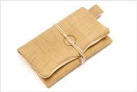 麻の重ね手績みと手織りの麻の手触り - nazunaニッキ