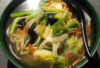 Noodle Bar〜手打ち麺の『ヌードルバー』おかゆもあります!@パリ13区 - keiko's paris journal <パリ通信 - KSL>