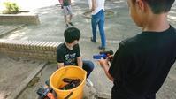 ビーキャンパス水鉄砲大会 in 緑教室 - ビーキャンパス