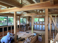 ポンちゃんの家    進捗状況5 - 国産材・県産材でつくる木の住まいの設計 FRONTdesign  設計blog