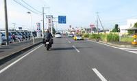 ガッツー宮崎400キロ その① - 幸せの黄色いクロスカブ
