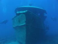 2012.11 カリブ海 The 7th day The 2nd Dive - ランゲルハンス島の海