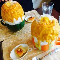 かぼちゃ専門店で絶品かき氷☆ - ハレクラニな毎日Ⅱ