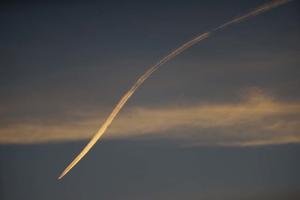 飛行機雲 -