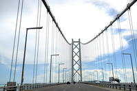 久しぶりの明石海峡大橋 - むーちゃんパパのブログ4